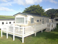 Lovely Caravan for Winter Let including all utilities Porth near Newquay, January use of Indoor Pool