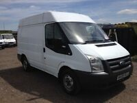 2009 ford transit 280swb high roof