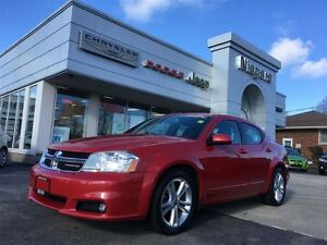2013 Dodge Avenger SXT, ALLOYS, SUNROOF, PWR SEAT, BLUETOOTH, HT