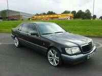 MERCEDES S CLASS W140 not AUDI BMW JAGUAR VW VOLVO