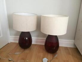 Next table lamps