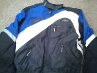 Texport motorbike Jacket size M only worn a couple of times
