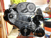 Completely re-built 1.8 16 valve engine