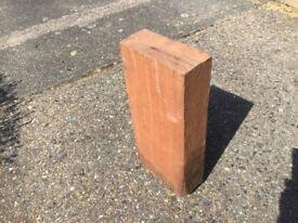 Block of Mahogany
