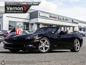 2007 Chevrolet Corvette RWD CONVERTIBLE | LS2 V8 AUTOMATIC