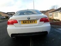 BMW, 3 SERIES, Coupe, 2013, Manual, 1995 (cc), 2 doors For Repair