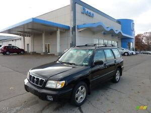 WANTED: 2001 Subaru Forester