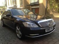 Mercedes S Class 3.0 S350L CDI BlueTEC L 7G-Tronic Plus FULLY LOADED PANORAMIC SUNROOF