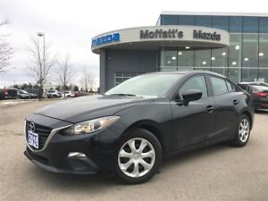 2016 Mazda MAZDA3 GX BLUETOOTH, CRUISE, BACKUP CAM, 7 SCREEN