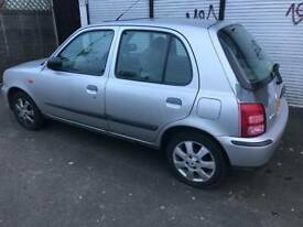 nissan micra small car