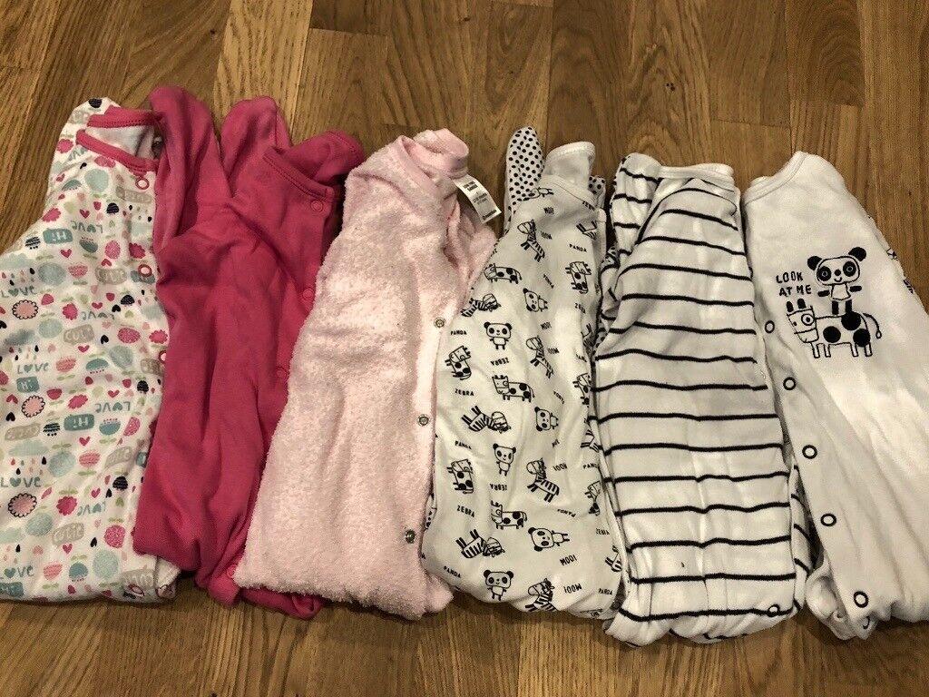 da1b0a51 Baby girl clothes 12-18 months Big Bundle 1-1 and a half years-Gap, Zara etc