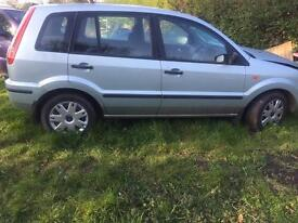 Ford Fusion 2004 1.4 diesel