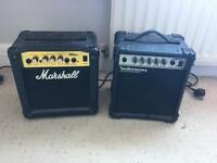 Practice Guitar Amps
