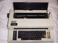 HERMES Toptronic 15 Electric Typewriter