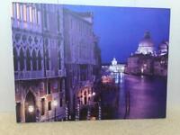 Purple Venice Canvas