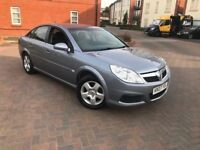 2007/07 Vauxhall Vectra Exclusiv 1.8IVVT 140Bhp 6G Full Vauxhall Service History Years Mot Tbelt don