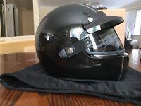 Motorcycle Helmet (Large)