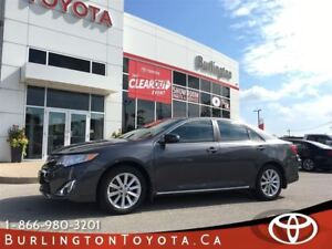 2012 Toyota Camry XLE V6 LOADED