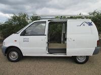 Nissan Vanette MWB 2002 - New 12 Months MOT Ford Transit size