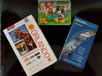 Brit Guide to Orlando & Walt Disney World 2017 + Map & Autograph book