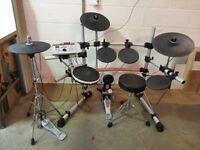 Yamaha DTXPRESS IV Electronic Drum Kit - Custom Upgraded Version