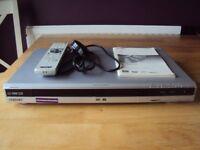 Sony DVD Recorder, Model : RDR-GX120.