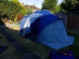 Coleman 4 man tent