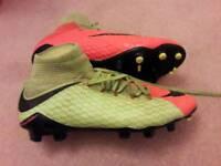 Nike hypervennom sock boots uk8