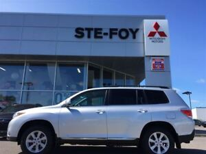 2011 Toyota Highlander V6 SE AWD 7 places