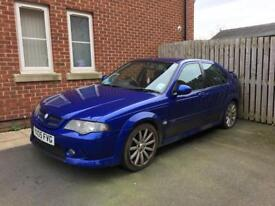 Breaking 2005 MG ZS 1.8 blue 5dr