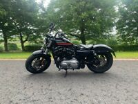 Harley-Davidson, SPORTSTER FORTY-EIGHT, 2018, 1202 (cc)
