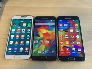 Samsung Galaxy S3 S4 S5 S6 S7 LG G3 HTC SONY comme neuf + Garantie