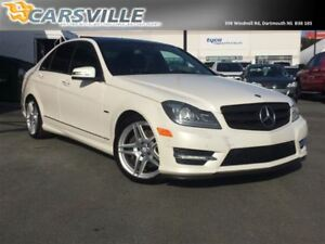 2012 Mercedes-Benz C-Class C350 4MATIC AMG Appearance Package !!