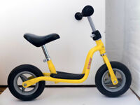 Nice clean yellow PUKY LR M Balance Bike / Learner Bike age 2+ years