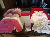 Bundle of girls' clothes for sale - 12-18 months, excellent condition, 15 items for just £8!