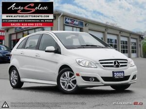 2009 Mercedes-Benz B-Class B200 ONLY 109K! **PANORAMIC SUNROO...