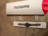 Swatch watch for sale rrp 99