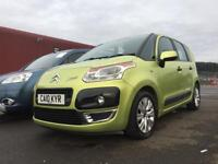 CITROEN C3 PICASSO **2010 DIESEL** ONLY 50K** MOT MAY 2018** £30 PER YEAR ROAD TAX**