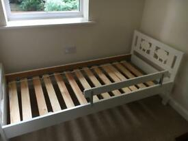 Ikea toddler bed - excellent condition