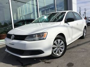 2013 Volkswagen Jetta A/C SIEGES CHAUFFANTS AUBAINE !
