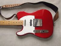 Custom 3 Pickup Fender Telecaster (LEFT HANDER)