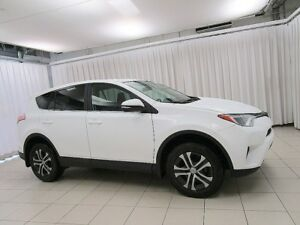 2016 Toyota RAV4 LET THIS CAR FUEL YOUR SOUL!! LE AWD SUV w/ BLU