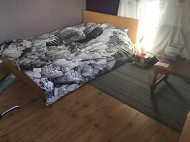 Short term double room available
