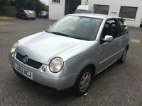 VW LUPO 1,4S 2003 AUTOMATIC SILVER POWER STEERING
