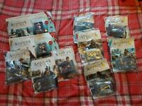 The Assassins Creed Official Magazine Collection Issues 1 - 10