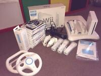 Nintendo Wii Console Bundle boxed