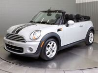 2013 MINI Cooper CONVERTIBLE CUIR MAGS
