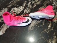 Nike size 2 football boots