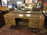 Antique dressing table. Immaculate condition.