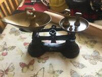 Librasco vintage scales